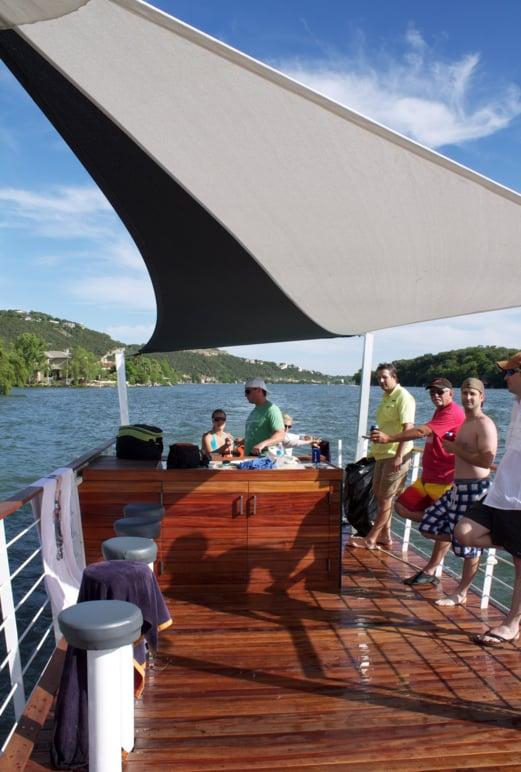 Party Boat Austin: 5201 McDade Dr, Austin, TX