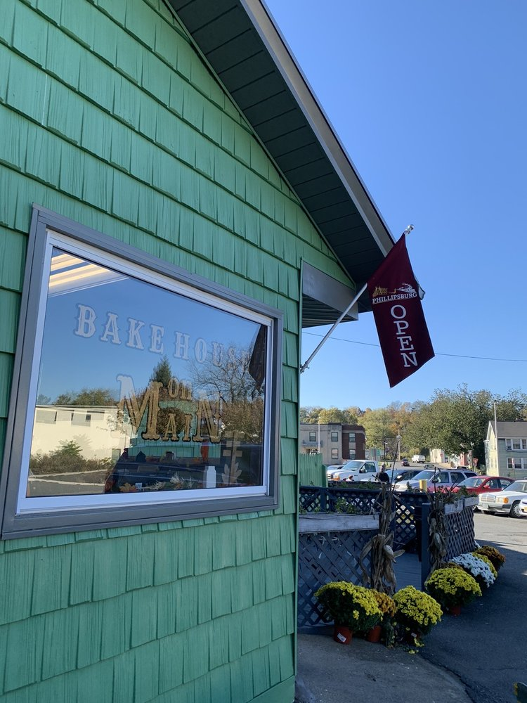 Bake House on Main: 215 N Main St, Phillipsburg, NJ