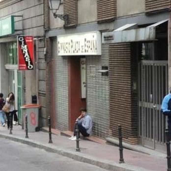 Gimnasio de plaza de espa a cerrado clubes deportivos for Gimnasios baratos madrid
