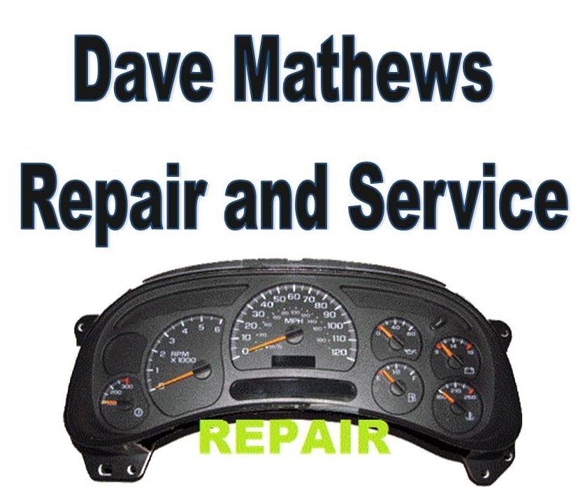 Dave Mathews Repair and Service