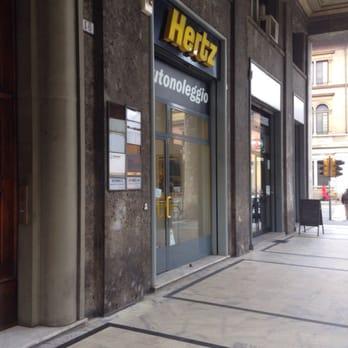Hertz Car Rental Italy Reviews