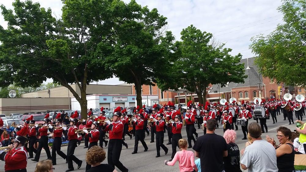 Bandfest: 101-199 1st St SW, Mason City, IA