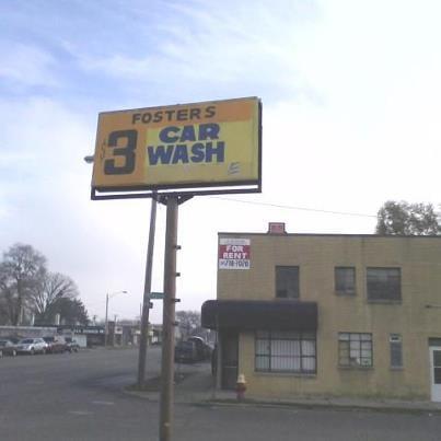 Fosters Car Wash