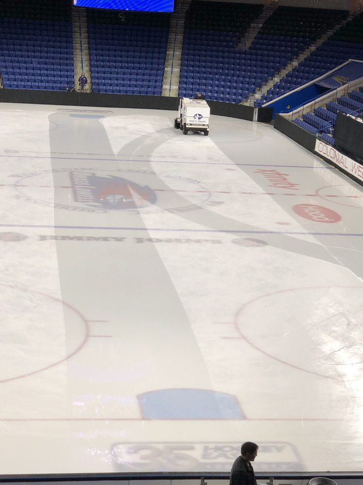 Social Spots from Tsongas Center at UMass Lowell