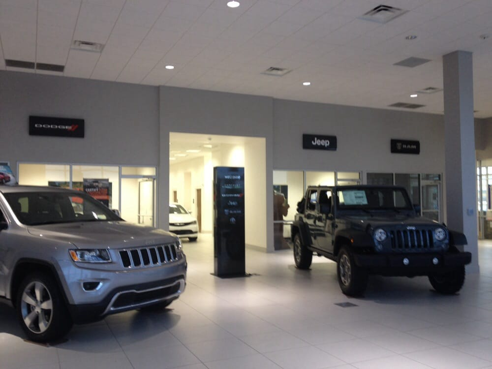 Classic Chrysler Jeep Dodge Ram Car Dealers 306 N Oak