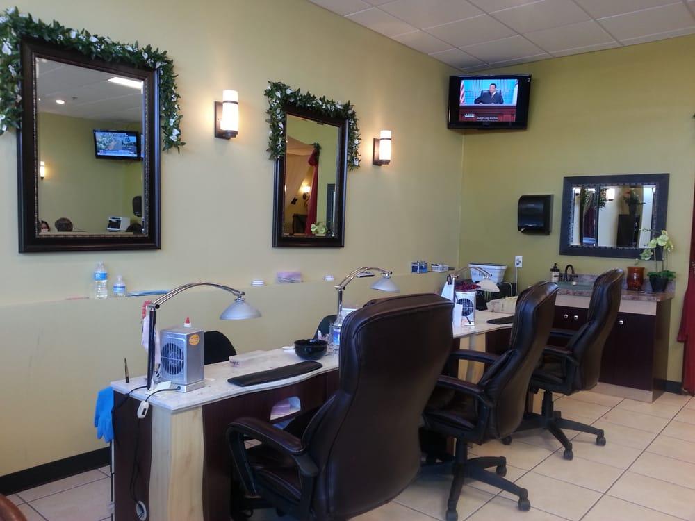 Luxury Nails & Spa - 15 Photos & 23 Reviews - Nail Salons - 16375 N ...