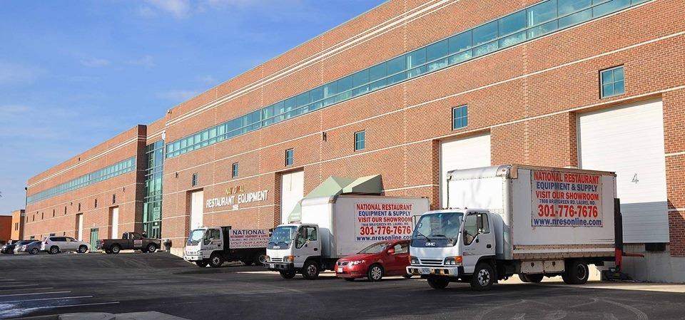 National Restaurant Equipment & Supply: 7808 Braygreen Rd, Laurel, MD
