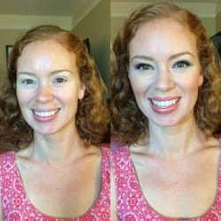 blush before and after. photo of blush couture - danbury, ct, united states. before and after