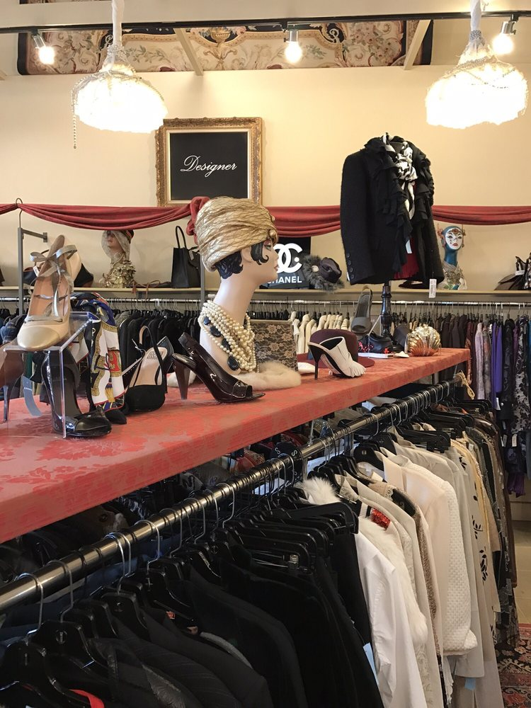 Clothing consignment stores in folsom ca