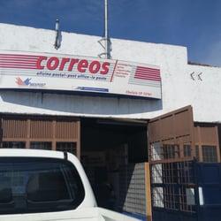 Correos de m xico oficinas de correos calle 7 sur 309 for Telefono oficina de correos