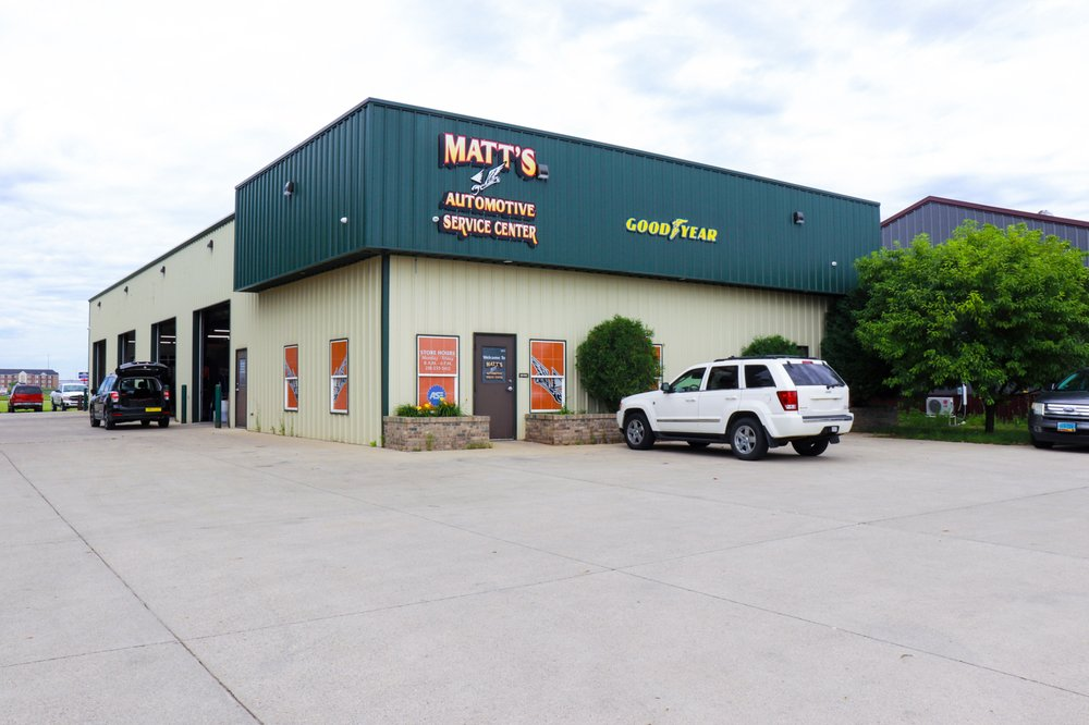 Matt's Automotive Service Center: 2911 16th St S, Moorhead, MN