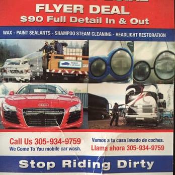 Dave's Mobile Car Wash & Detailing - 41 Photos & 51 Reviews - Auto ...