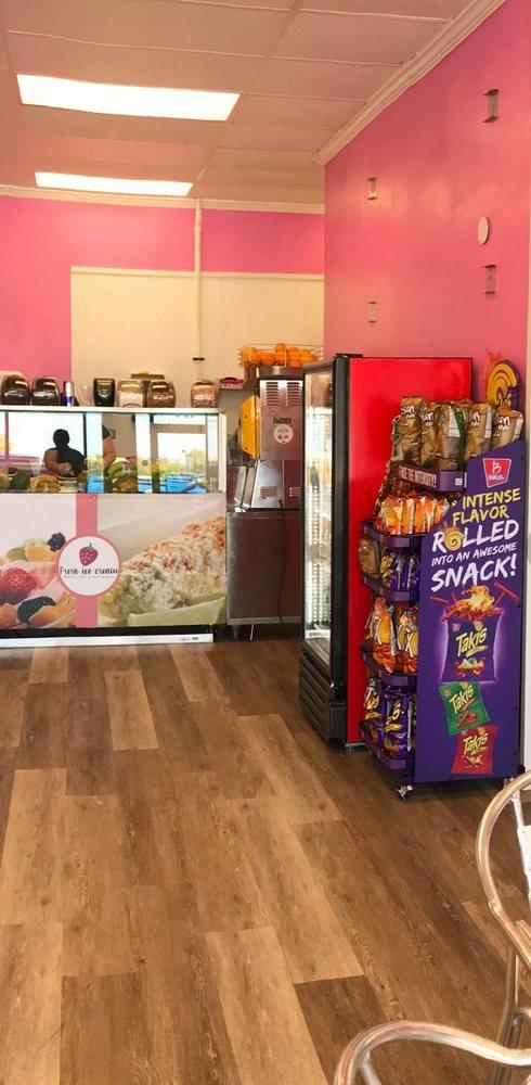 Paleteria La Fresa Mexican Ice Cream: 447 Darrow Rd, Akron, OH