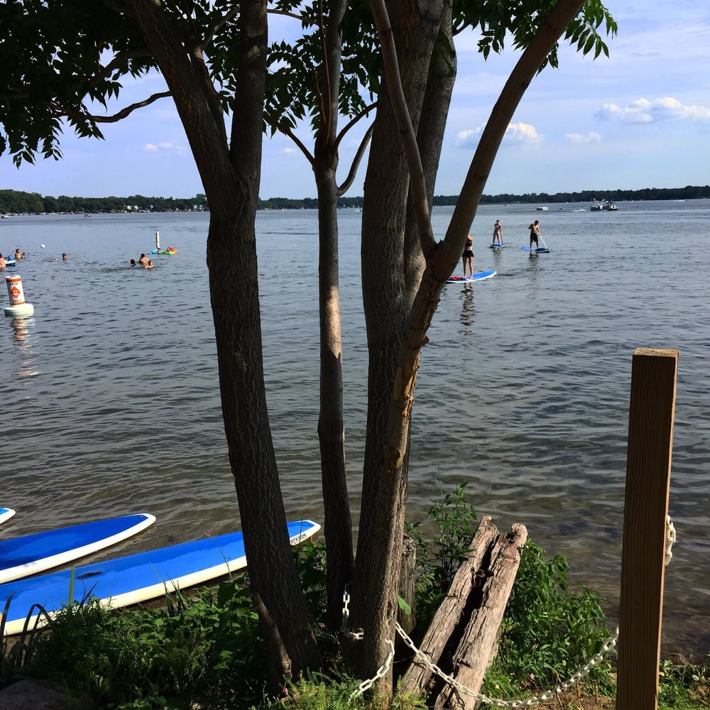 That's Wassup Stand Up Paddle Boarding: 139 E Walled Lake Dr, Walled Lake, MI