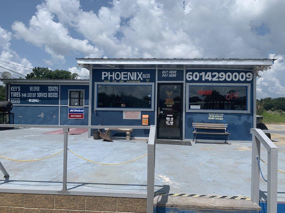 Phoenix Auto Sales: 484 Hwy 80 Vicksburg, Vicksburg, MS