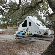 Photo Of Fort Pickens Campground Gulf Breeze Fl United States