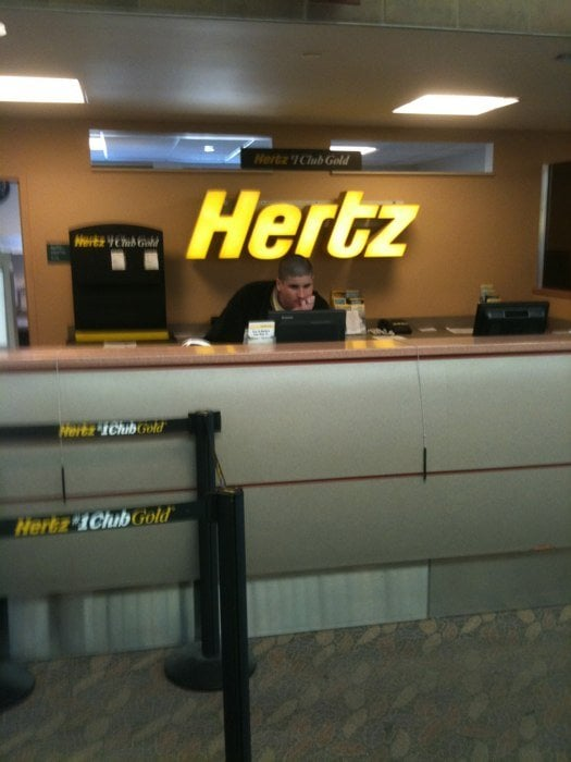 Hertz Rent A Car: 3201 Cira Dr, Bloomington, IL