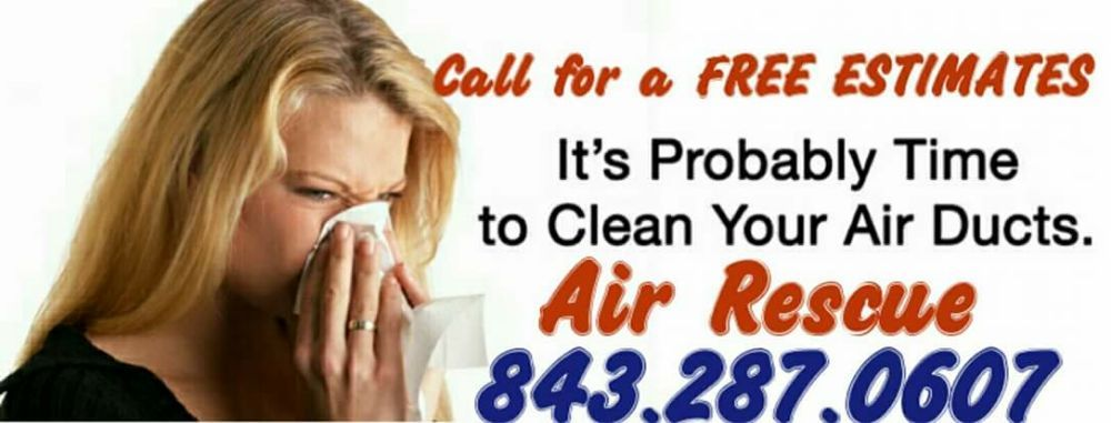 Air Rescue, Heating, Air Conditioning & Plumbing: 222 Legrand St, Cheraw, SC
