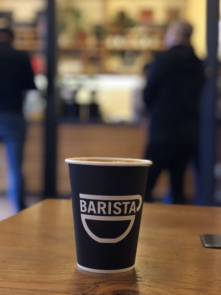 Barista: 539 NW 13th Ave, Portland, OR