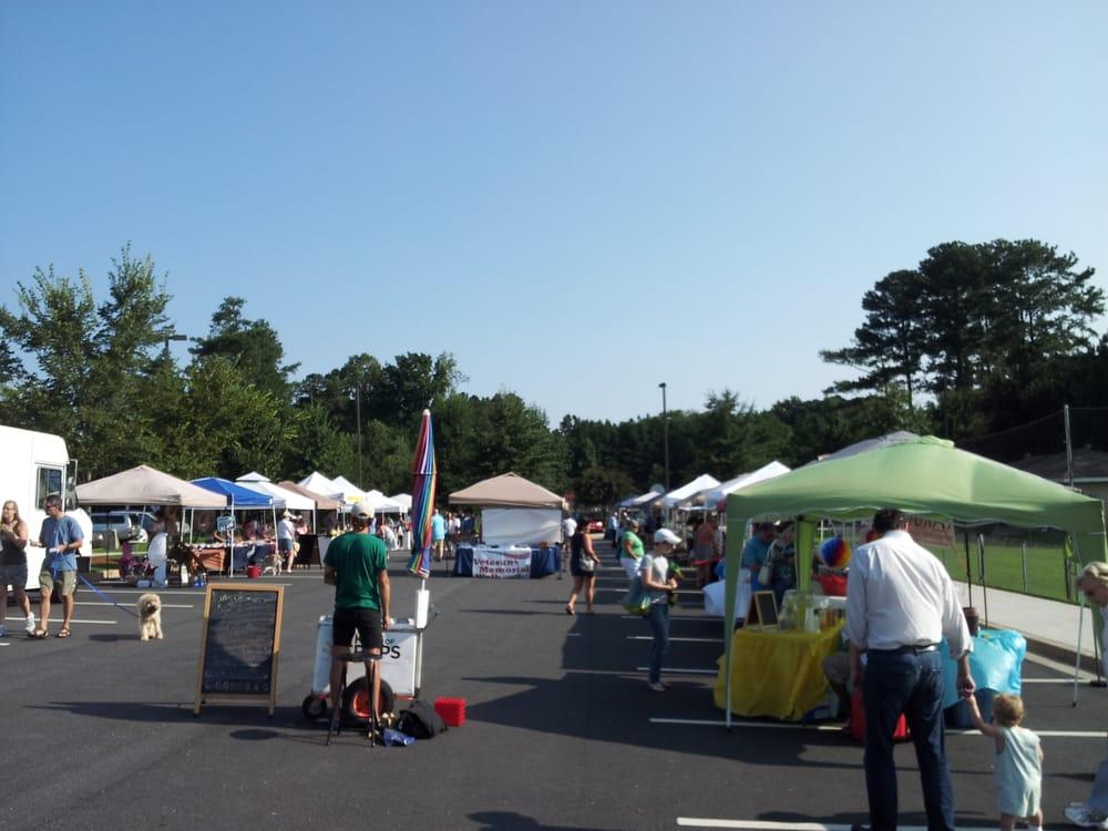Johns Creek Farmers Market: Newtown Park, Alpharetta, GA