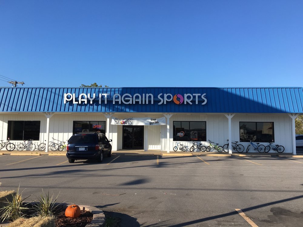 Play It Again Sports: 2817 S Zero St, Fort Smith, AR