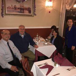 Photo Of Alex S Italian Restaurant Brick Oven Pizza Jersey City Nj United