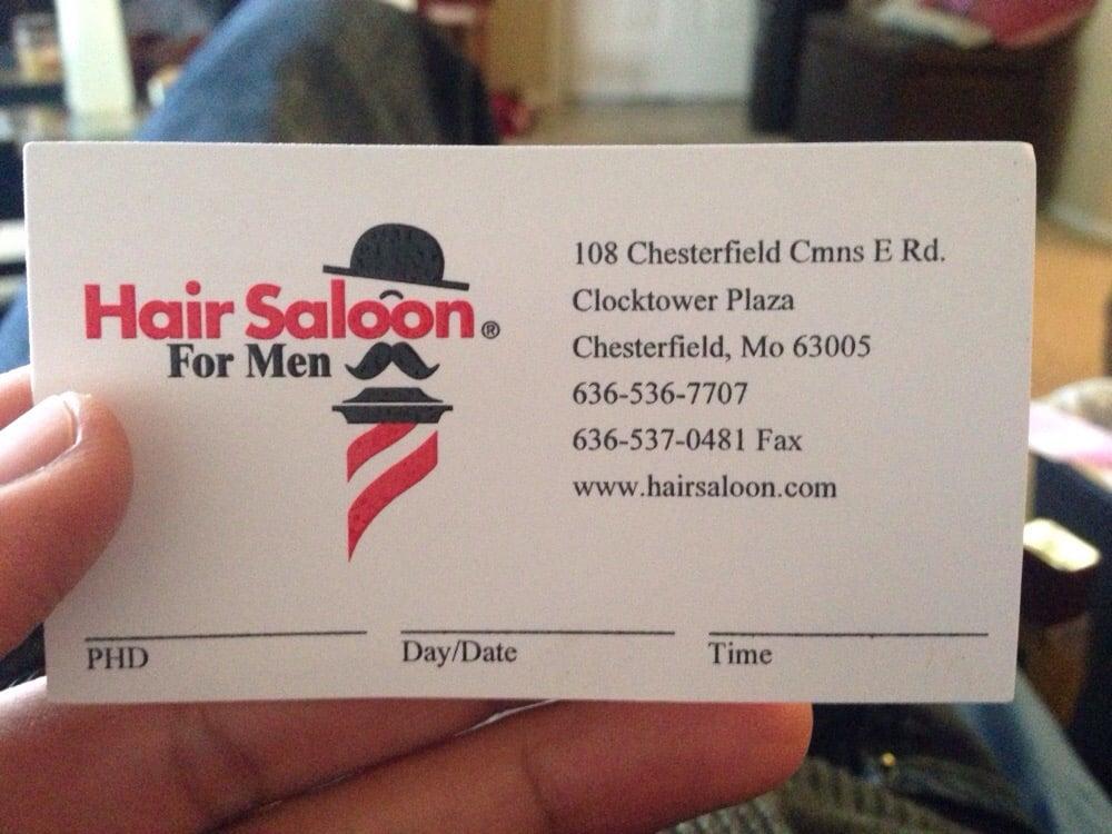 Hair Saloon For Men Mens Hair Salons 108 Chesterfield Commons E