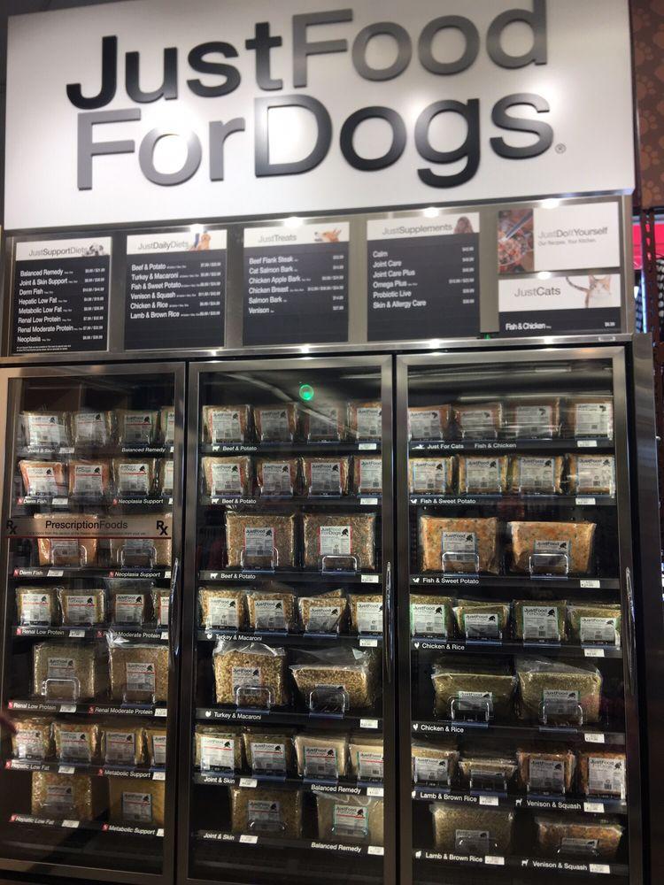 Pet Food Express: 990 El Camino Real, Belmont, CA