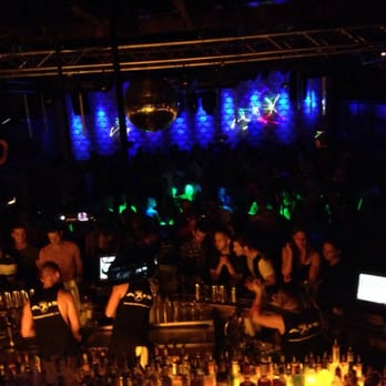 Photo of Axis Nightclub - Columbus, OH, United States. Dancing!