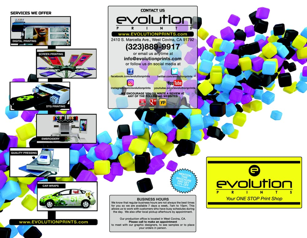 Evolution Prints
