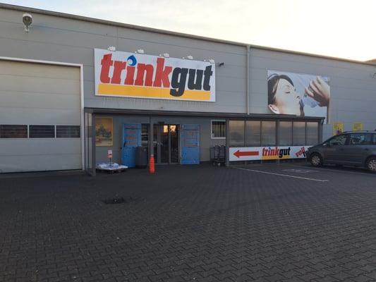 Trinkgut - Beverage Store - Nürnberger Str. 22, Benrath, Dusseldorf ...