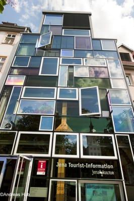 Jena TouristInformation Visitor Centers Markt 16 Jena