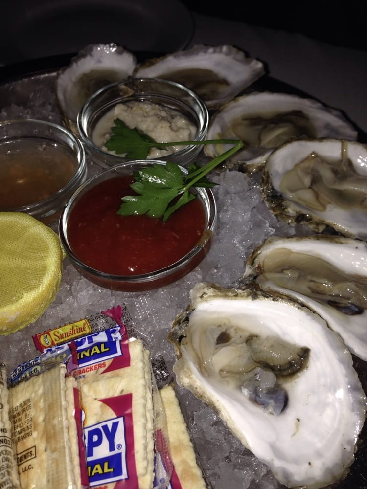 Oysters yelp for Wild fish san antonio
