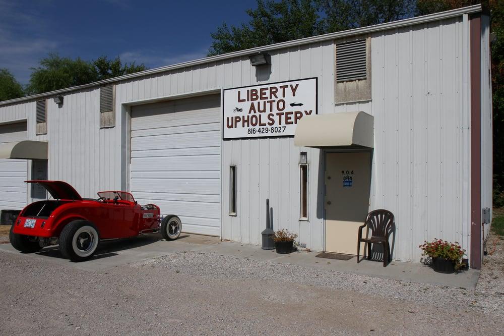 Liberty Auto Upholstery, Inc.: 904 Birmingham Rd, Liberty, MO