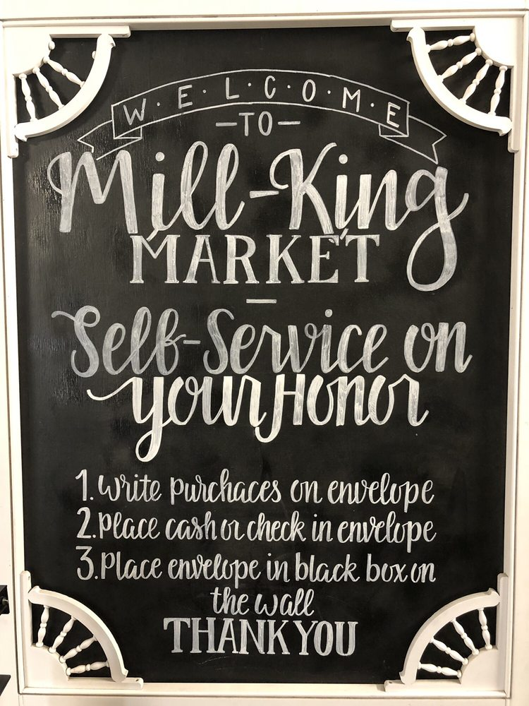 Mill-King Market & Creamery: 1410 Coyote Ln, McGregor, TX