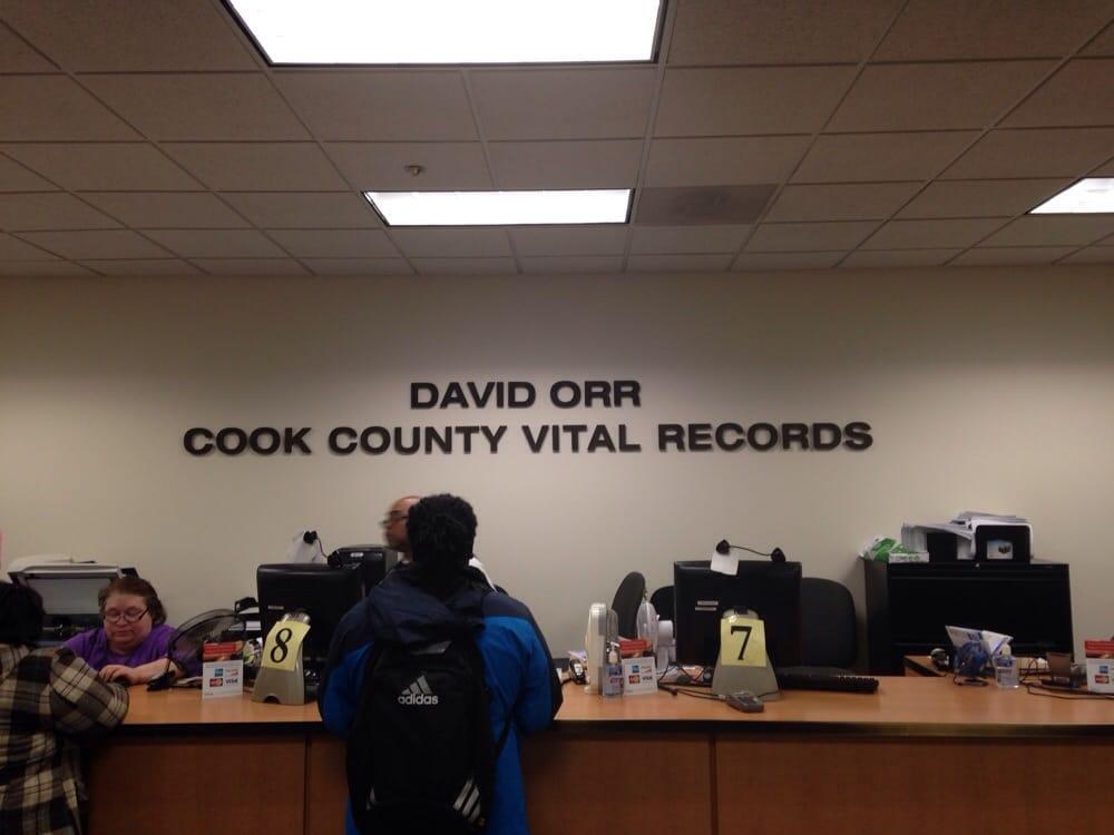 David Orr Bureau Of Vital Records Public Services Government