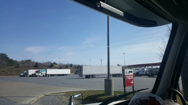 Flying J Travel Center 246 Allegheny Blvd Brookville, PA Truck