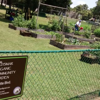 Oldsmar Organic Community Garden - Jardines municipales