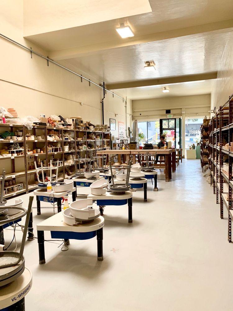 Merritt Ceramics: 1823 Park Blvd, Oakland, CA
