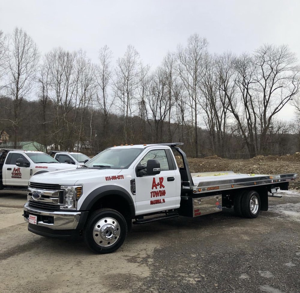 A&R Towing: 10 Union St, Coatesville, PA