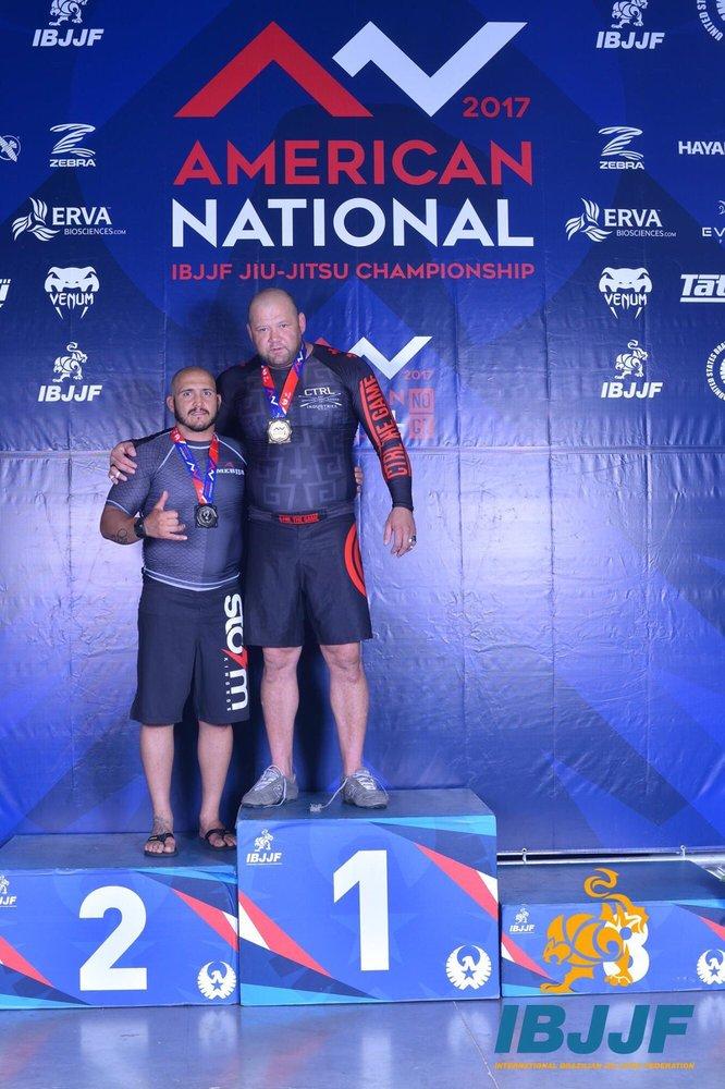 Carlos Farias Brazilian Jiu Jitsu: 1115 N Higley Rd, Mesa, AZ