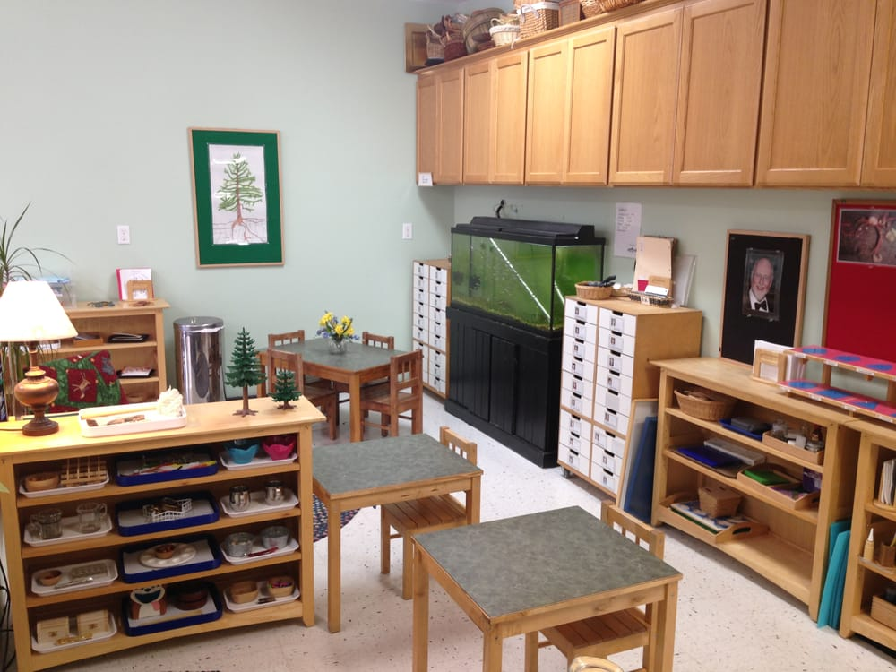 Children's Village Montessori: 401 Brandywine Ave, DuPont, WA