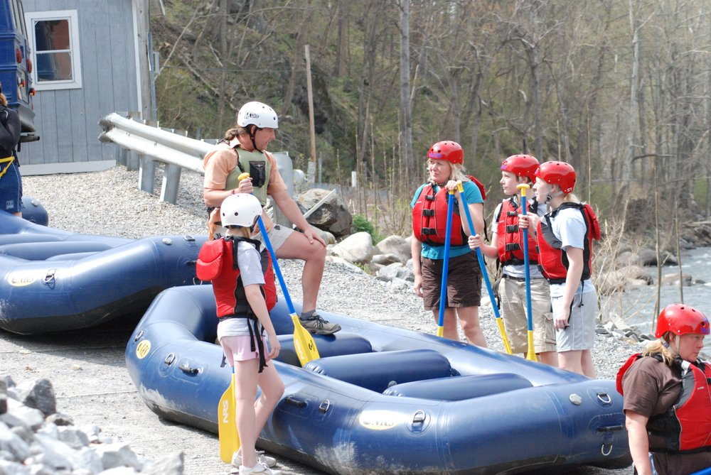 Social Spots from Big Creek Expeditions