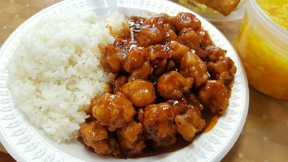 Great Wall Chinese Restaurant: 4825 Columbia Pike, Spring Hill, TN
