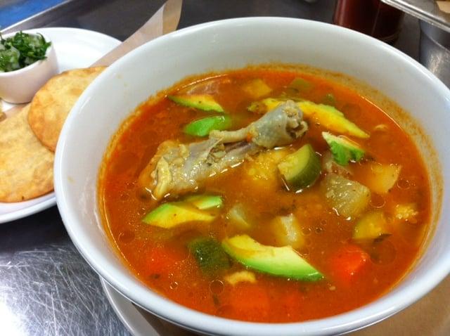 Steamy Deliciuos Organic Chicken Soup Yelp