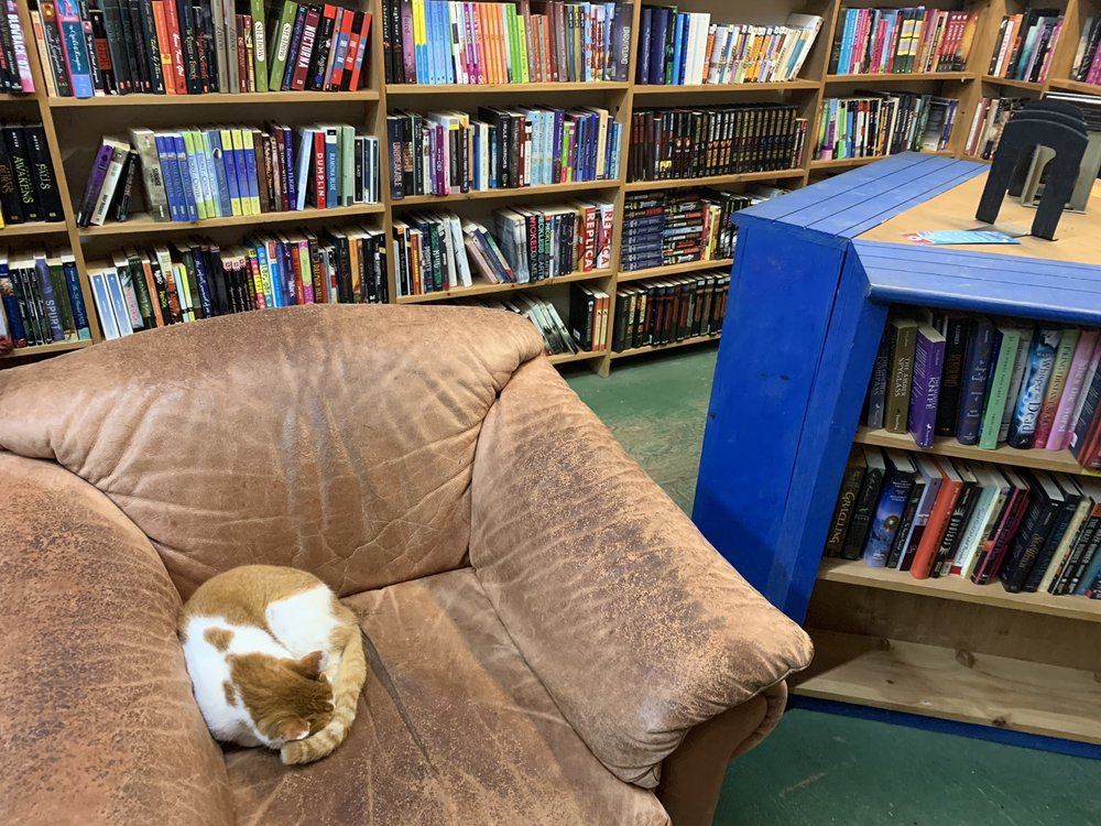 Book Barn: 41 W Main St, Niantic, CT