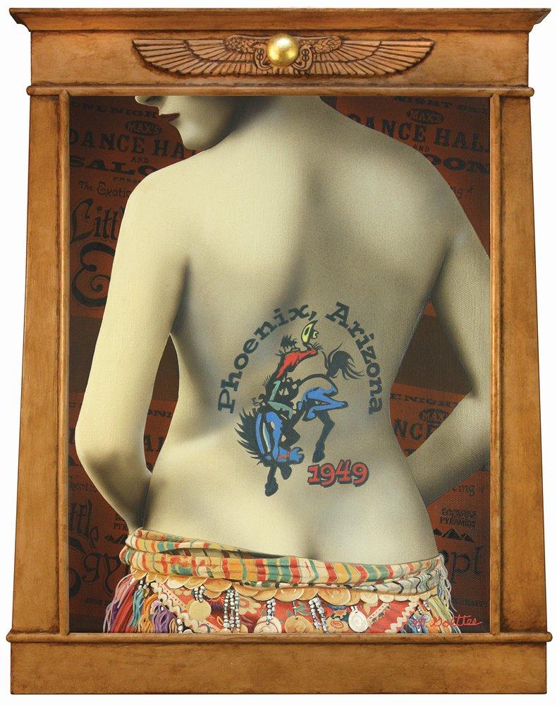 Vertu Fine Art Gallery: 102 Plz St, Socorro, NM
