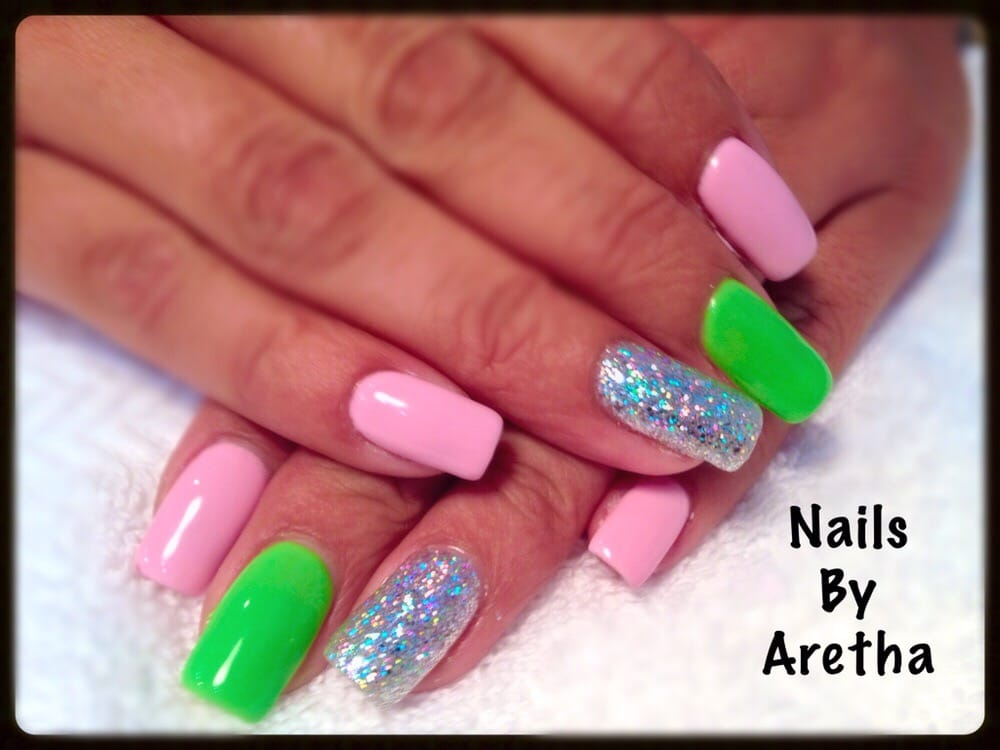Natural Nail Services By Aretha: 320 N Academy Blvd, Colorado Springs, CO