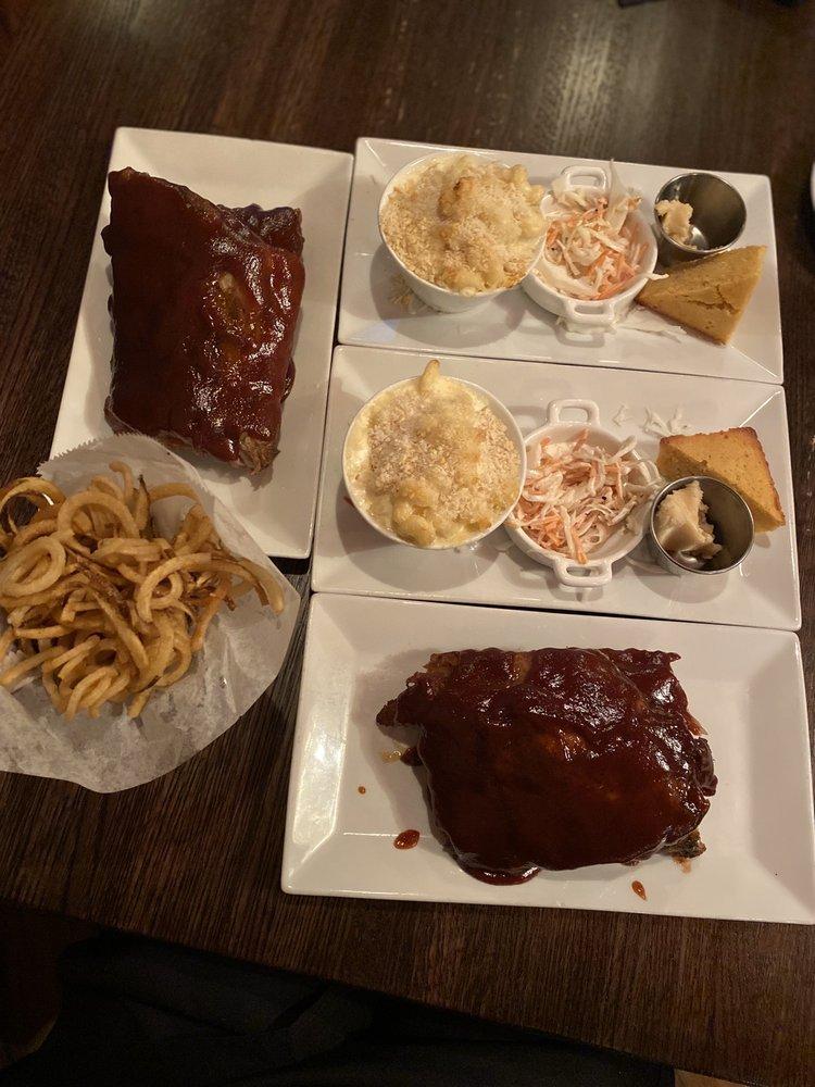 Food from Market Street Bar & Grill