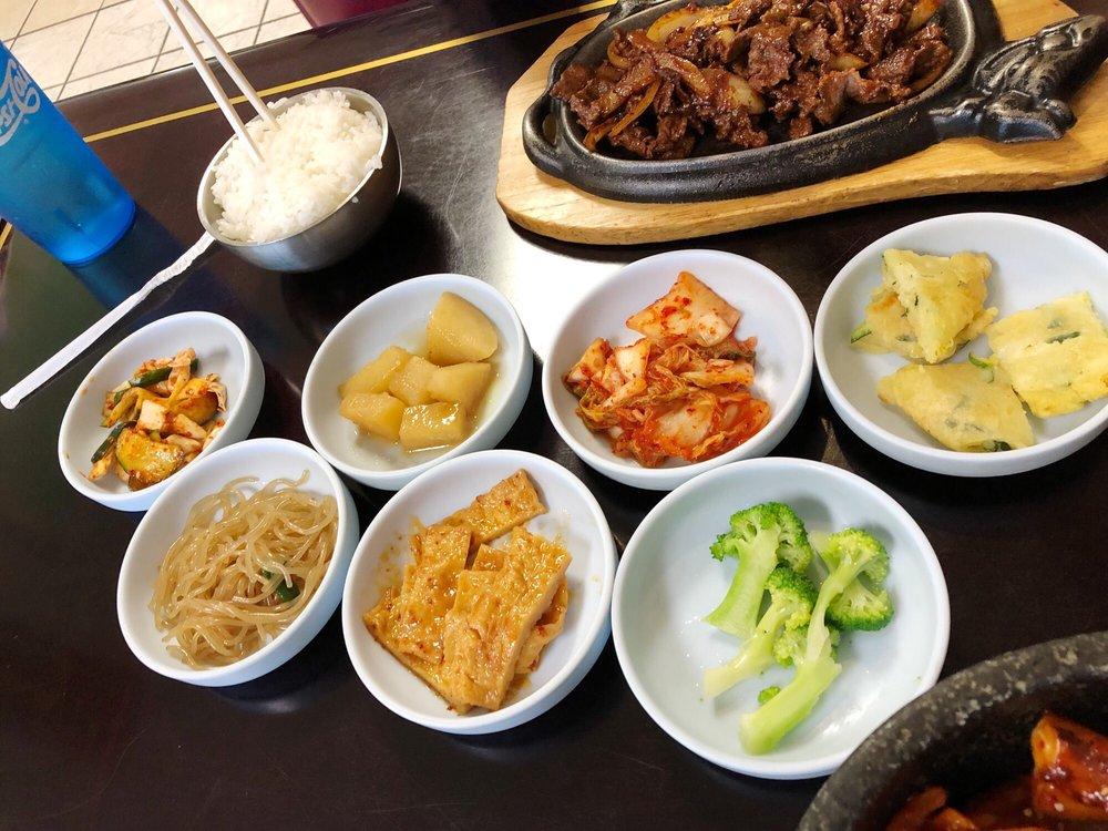 Golden Korean Restaurant: 1406 W Sunshine St, Springfield, MO